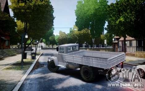 Gaz-3308 para GTA 4 left
