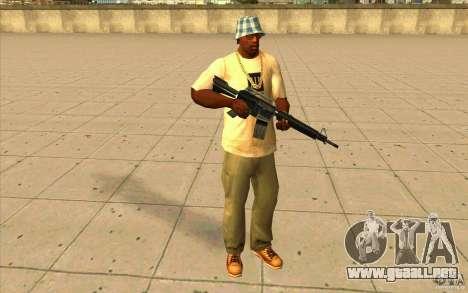 U.S.A.F. Cargo para GTA San Andreas quinta pantalla