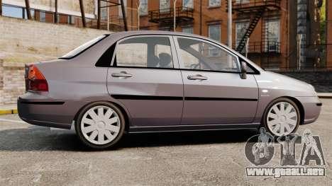 Suzuki Liana GLX 2002 para GTA 4 left