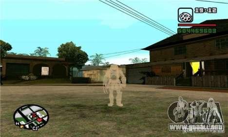 Effects of Predator v 1.0 para GTA San Andreas tercera pantalla