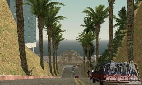 Green Piece v1.0 para GTA San Andreas séptima pantalla