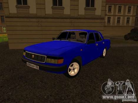 Volga GAZ 31029 para GTA San Andreas