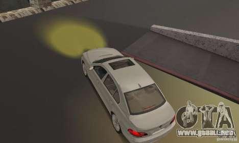 Faros amarillos para GTA San Andreas