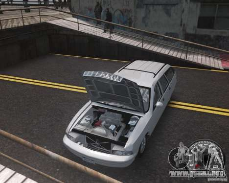 Chevrolet Caprice Wagon 1993 para GTA 4 visión correcta