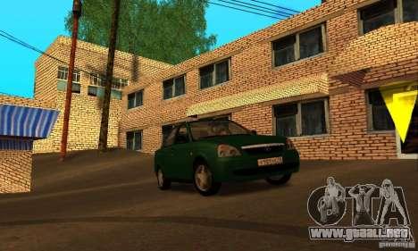 Textura de la casa de Rusia para GTA San Andreas segunda pantalla