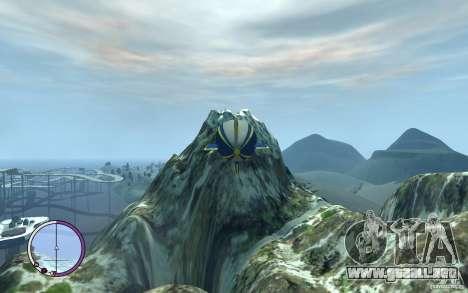 Dirigible para GTA 4 visión correcta