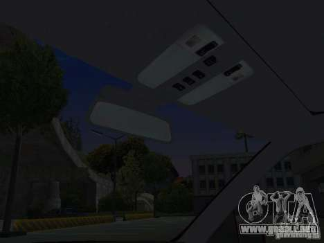 Mercedes-Benz S600 W140 v 2.0 para vista inferior GTA San Andreas