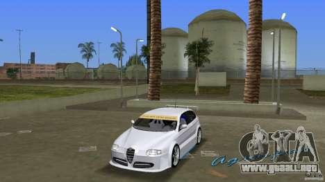 Alfa Romeo 147 para GTA Vice City