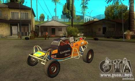 Dirt 3 Stadium Buggy para GTA San Andreas