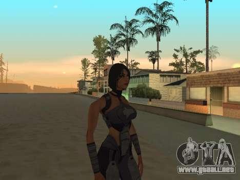 Archlight Deadpool The Game para GTA San Andreas segunda pantalla