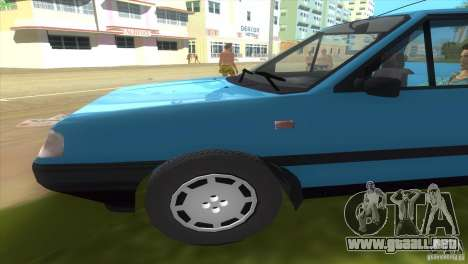 FSO Polonez Truck para GTA Vice City left