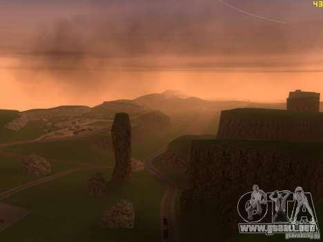 Without the desert para GTA San Andreas séptima pantalla