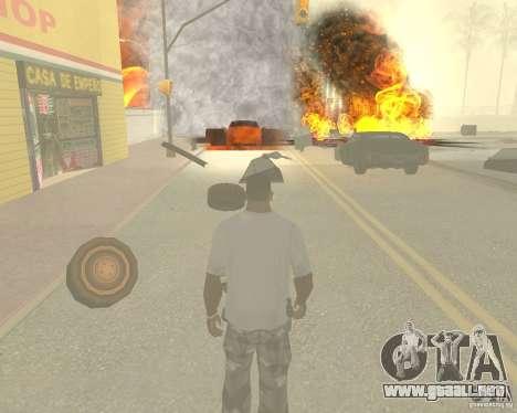 Tornado para GTA San Andreas décimo de pantalla