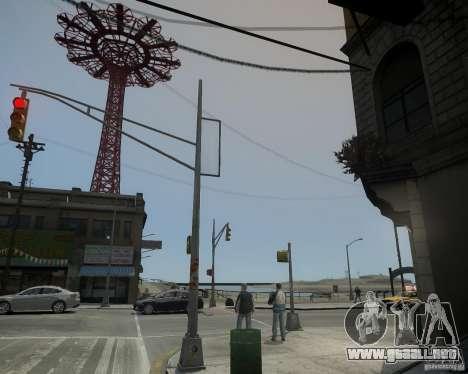 iCEnhancer 2.0 para GTA 4 sexto de pantalla