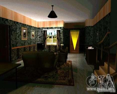 Nueva casa CJ v2.0 para GTA San Andreas