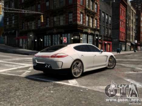 Gemballa Mistrale Concept 2011 para GTA 4 left