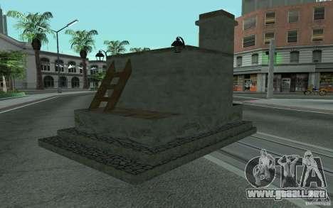 Estufa para GTA San Andreas left