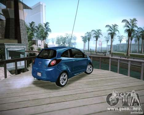 Ford Ka 2011 para GTA San Andreas left