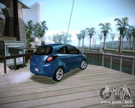 Ford Ka 2011 para GTA San Andreas left