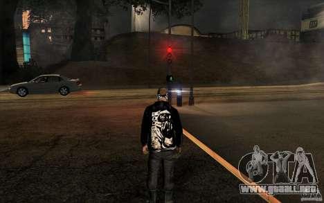 Lensflare para GTA San Andreas séptima pantalla