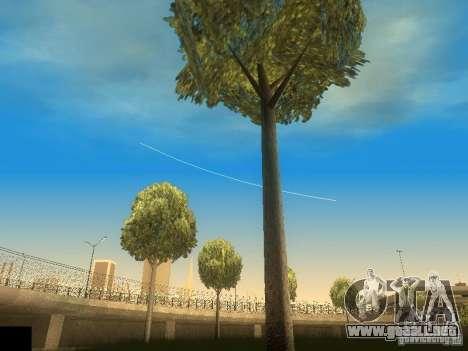 ENB project by jeka para GTA San Andreas tercera pantalla