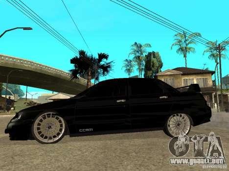 VAZ 2110 Penza Tuning para GTA San Andreas left
