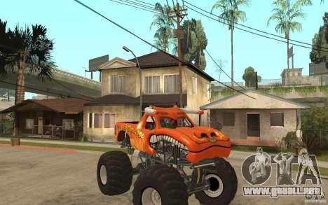 El Toro Loco para GTA San Andreas vista hacia atrás