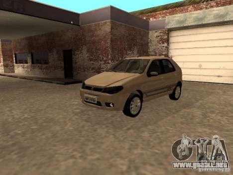 Fiat Palio 1.8R para GTA San Andreas
