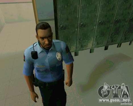 Azeri Polis para GTA San Andreas