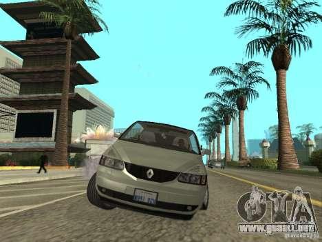 Renault Avantime para la visión correcta GTA San Andreas