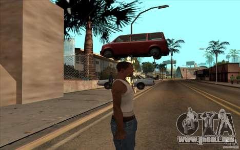Dibujo para GTA San Andreas quinta pantalla