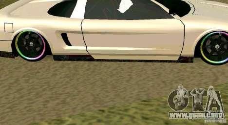 New Infernus para la visión correcta GTA San Andreas