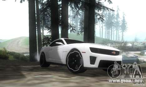 ENB by rybamolot para GTA San Andreas segunda pantalla