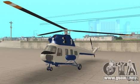 Mi-2 canales para GTA San Andreas