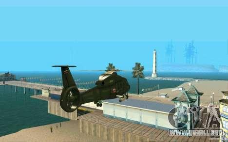 Ka-60 Kasatka para la visión correcta GTA San Andreas