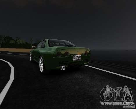 Nissan Skyline R32 GTS-t Veilside para GTA 4 visión correcta