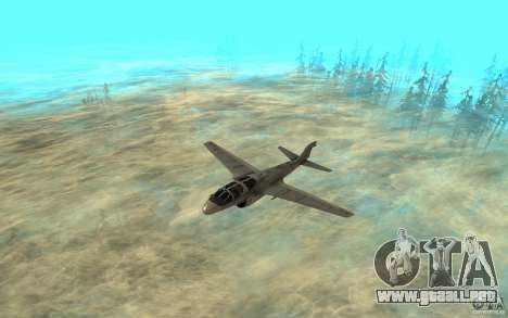EA-6B Prowler para GTA San Andreas left