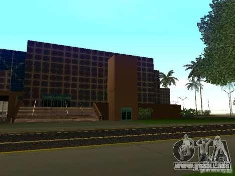 Edificio nuevo en LS para GTA San Andreas tercera pantalla