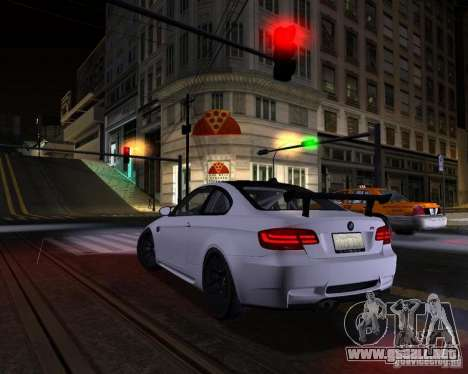 Real World ENBSeries v4.0 para GTA San Andreas novena de pantalla