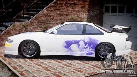Nissan Silvia S14 [EPM] para GTA 4 left