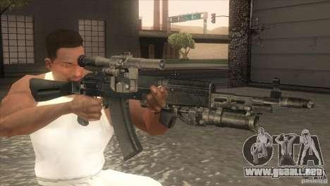 AK-47 v2 para GTA San Andreas tercera pantalla