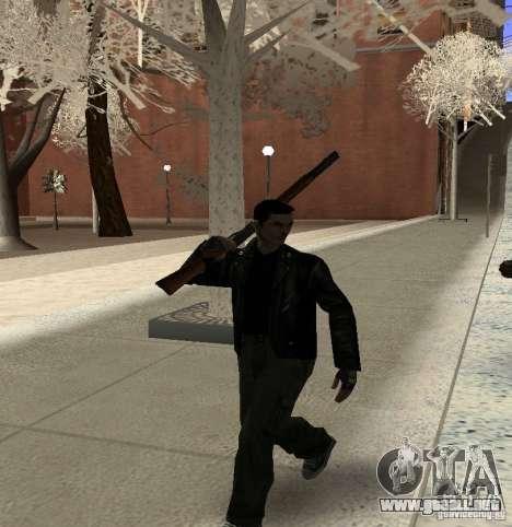 Nuevas animaciones 2012 para GTA San Andreas segunda pantalla