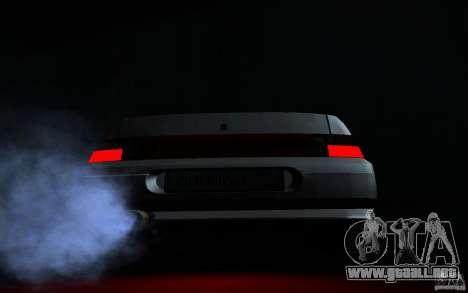 VAZ 2110 para la vista superior GTA San Andreas