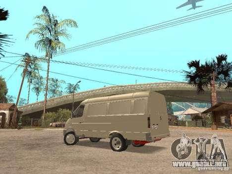 2705 Gacela para la visión correcta GTA San Andreas