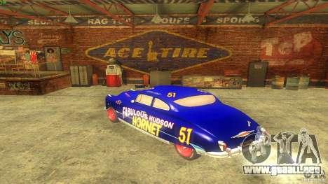Hornet 51 para la visión correcta GTA San Andreas