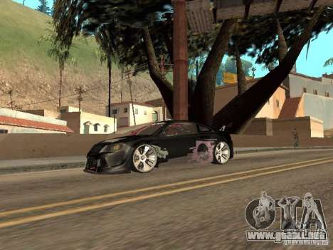Chevrolet Cobalt SS Shift Tuning para GTA San Andreas vista posterior izquierda