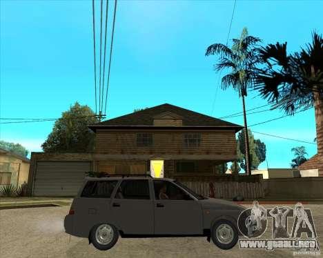 VAZ 2111 para la visión correcta GTA San Andreas