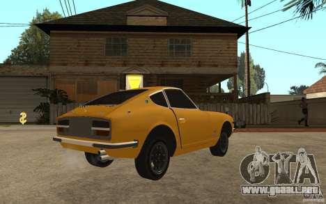 Nissan Z432 para la visión correcta GTA San Andreas