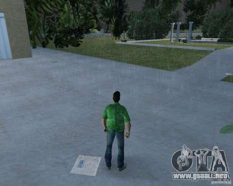 4 Skins y modelo para GTA Vice City novena de pantalla