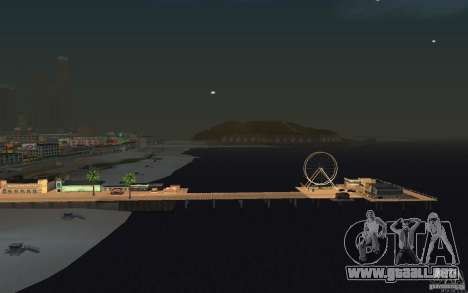 ENBSeries para PC débil para GTA San Andreas octavo de pantalla